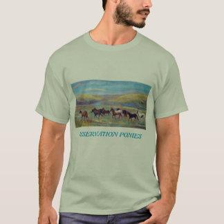 Reservierungs-Ponys T-Shirt