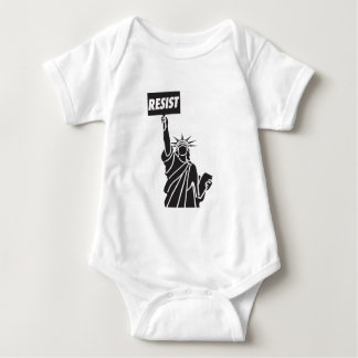 Resist_for_Liberty Baby Strampler