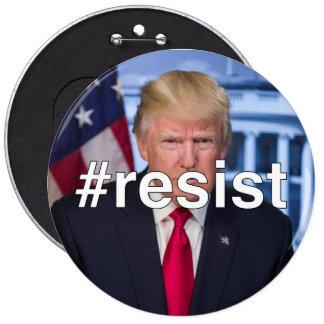 #resist runder button 15,3 cm