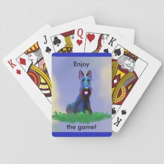Resoluter Scotty Kartensatz Spielkarten