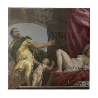 Respekt durch Paolo Veronese Fliese