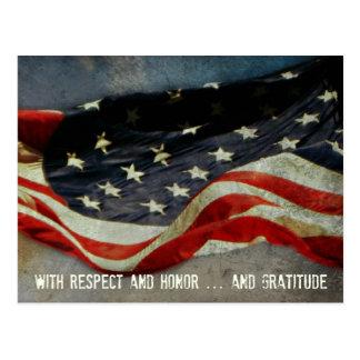 Respekt-, Ehren-und Postkarte