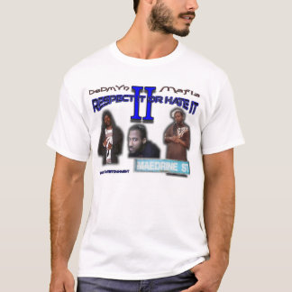 Respekt es Hass es 2_Juice (hinter) T-Shirt