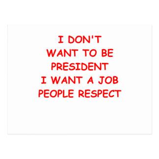 Respekt Postkarte
