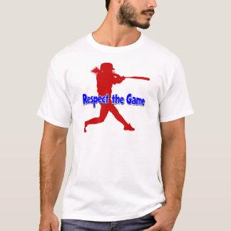 Respekt, Teig, Rot-Weiß-Blau T-Shirt
