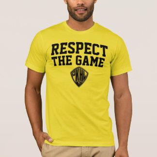RESPEKT THE GAME T-Shirt