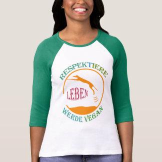 RESPEKTIERE LEBEN - 02w T-Shirt