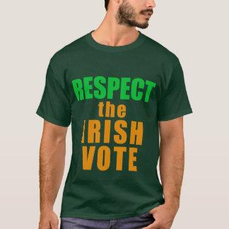 RESPEKTIEREN SIE DIE IRISCHE ABSTIMMUNG T-Shirt