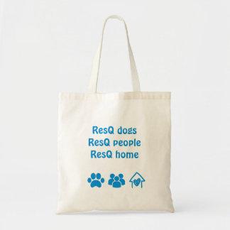 ResQ Hunde, ResQ Leute, ResQ Zuhause Tragetasche