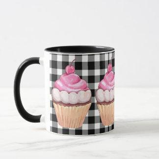 Restaurant-kleine Kuchen Tasse