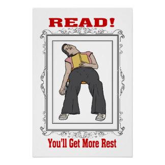 Restful Poster