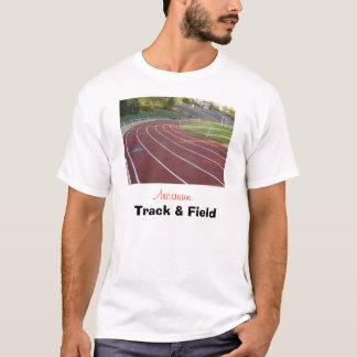 resurfacedtrack1, Arcanum, Leichtathletik T-Shirt