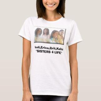 RESUYCE, Audi, Heidekraut, Brite, Kabz *SISTERS 4 T-Shirt