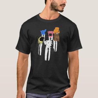 resvered Hunde T-Shirt