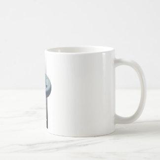 Reticulan Entführer-Tasse Kaffeetasse