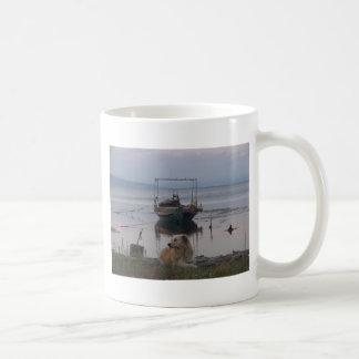 Retriever durch das Meer Kaffeetasse