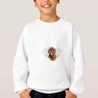 Retriever-Szene Sweatshirt