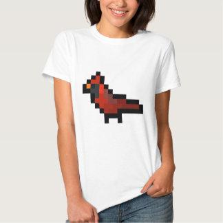 Retro 8-BitKardinal Tshirts