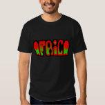 RETRO AFRIKA SHIRTS