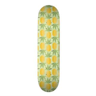 Retro Ananas 19,1 Cm Old School Skateboard Deck