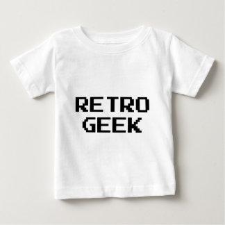 Retro Aussenseiter-Produkte u. Entwürfe! Baby T-shirt