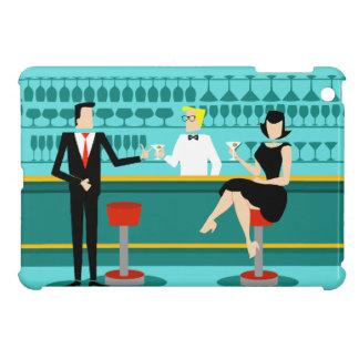 Retro Bar iPad Minifall iPad Mini Hülle
