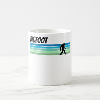 Retro Bigfoot Kaffeetasse