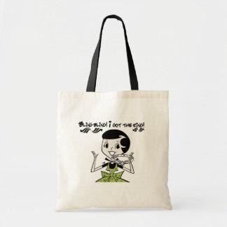 Retro Bling Ring-T-Shirts und Geschenke Taschen