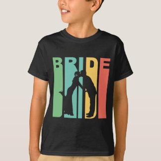 Retro Braut T-Shirt