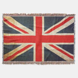 Retro britische decke