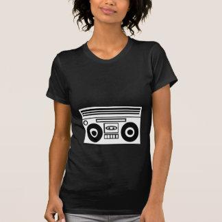 Retro-Cartoon BoomBox Hemden