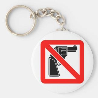 Retro CSGV Logo Standard Runder Schlüsselanhänger