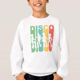 Retro Disco Sweatshirt