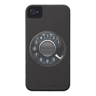 Retro DrehBlackBerry-Kasten iPhone 4 Etuis