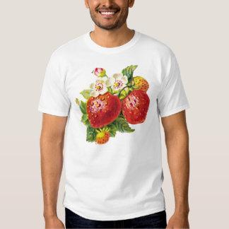 Retro Erdbeere Shirts