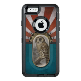 Retro Eule OtterBox iPhone 6/6s Hülle