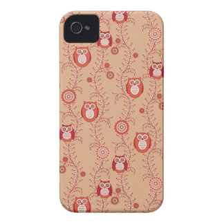 Retro Eulen iPhone 4 kaum dort Fall iPhone 4 Cover