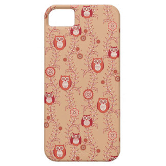 Retro Eulen iPhone 5 Case-Mate Identifikation