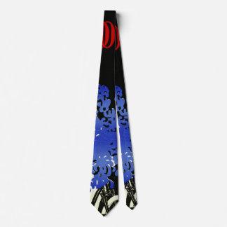 Retro Fahrrad-Abdeckung 1896 Personalisierte Krawatte