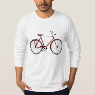 RETRO FAHRRAD-ILLUSTRATION T-Shirt