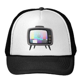 Retro Fernsehen Truckermütze