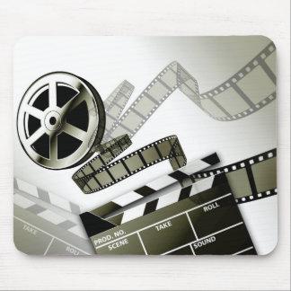 Retro Film-Rahmen-Mausunterlage Mousepad