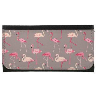 Retro Flamingos