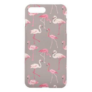 Retro Flamingos iPhone 8 Plus/7 Plus Hülle