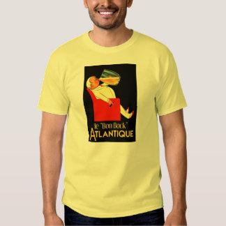 Retro französische Bieranzeige Le Bon Bock (neu) T Shirt