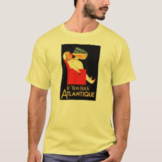 Retro französische Bieranzeige Le Bon Bock (neu) T-Shirt