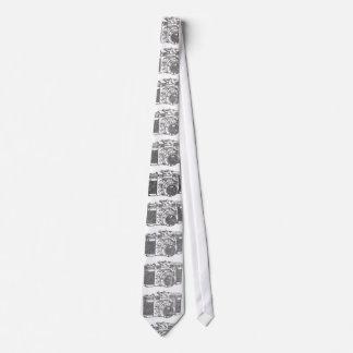 Retro Fünfzigerjahre Kamera Individuelle Krawatten