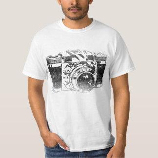 Retro Fünfzigerjahre Kamera T-Shirt