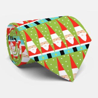 Retro geometrische Sankt-Krawatte Krawatte