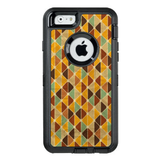 Retro geometrisches Muster 3 OtterBox iPhone 6/6s Hülle